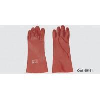 Ръкавици трико с PVC