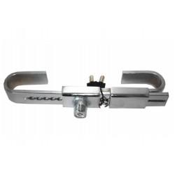 Заключващ механизъм 23-48CM, С два ключа, стоманен