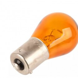 Крушка P21W  12V PY21W BAU15S-оранжева
