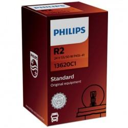 Крушка PHILIPS -R2 24V 55/50W P45t