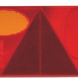 Стъкло стоп  универсален ляв Multipoint LED