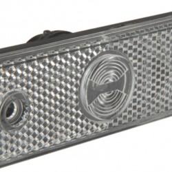 Габарит страничен бял-LED