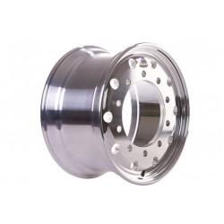 Джанта алуминиева за камион и ремарке 22,5x11.75, с 10 отвора, ET120 Fi281