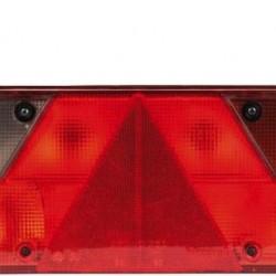 Стоп универсален RH -Europoint I- без осветление за номер