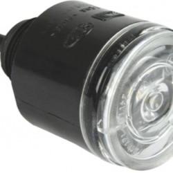 Габарит страничен диоден бял, LED с кабел 0.5м, висок -SCHMITZ-