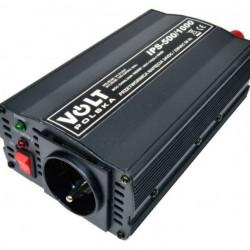 Преобразувател на тока 500/1000W 24/230V