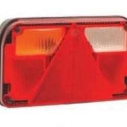 Стъкло стоп универсален LH  5-секционен серия 4200