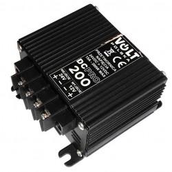 Преобразувател на тока DC-PRO 200 24/12V