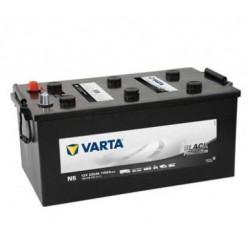Акумулатор VARTA BLACK 220AH/1150A - L518xW276xH242 -