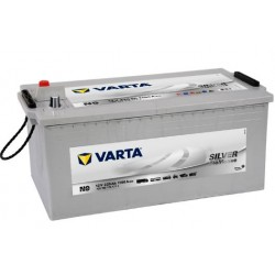 Акумулатор VARTA SILVER 225AH / 1150A - L518 x W276 x H242