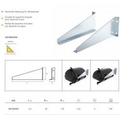 Стойка комплект за воден резервоар 30л.-410х71х163 За: TK2515/TK2525