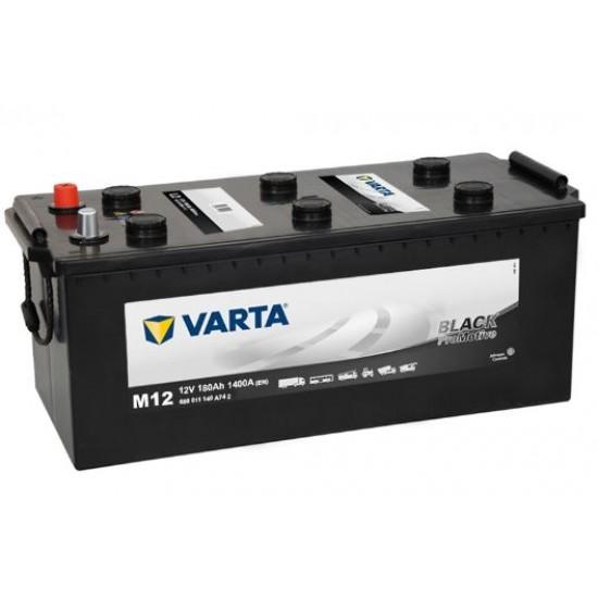 Акумулатор VARTA BLACK 180AH/1400A - L513xW223xH223 -