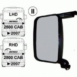 Огледало основно единично LH с нагревател и ел. управление, II с късо рамо ,24V,R1200; SCANIA 4 - series(96-05) P,G,R,T - series(04- )