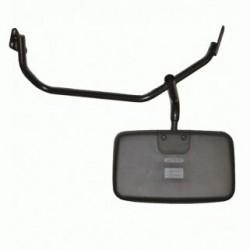 Огледало предно виждане с рамо,LH, R300,319x187mm -Scania 4/R/P/T-