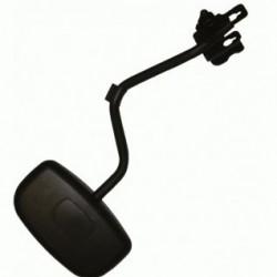 Огледало предно виждане RH, IV, без рамо, 267X155MM-Volvo FH/FM-