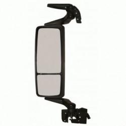 Огледало основно двойно RH с нагревател и ел. управление, II + IV 24V,R1200+300,943x382mm, късо рамо; MAN TGX(07- )