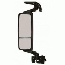 Огледало основно двойно LH с нагревател и ел. управление, II + IV 24V,R1200+300,943x382mm; MAN TGX(13- )(07- )