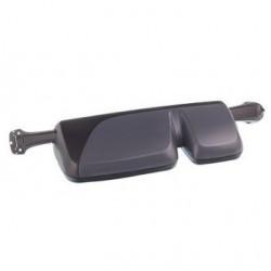 Огледало основно двойно RH с нагревател и ел. управление, II + IV Хром,24V,890x330mm -Mercedes-Benz MP2>'08-