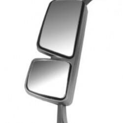 Огледало основно двойно LH с нагревател и ел. управление, II + IV 24V, 1300+300R,Mercedes-Benz Actros 06/2008>