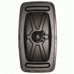 Огледало основно RH/LH, II R1200,428x230mm -Scania R93/113/143('81-'96)-