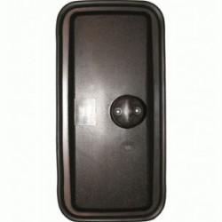 Огледало основно RH / LH с нагревател, II 24V,R1800,376x187mm -MAN F8/F9-
