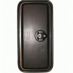 Огледало основно RH / LH с нагревател, II 24V,R1800,376x175mm -Iveco'74>/Volvo Nrange-