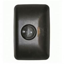 Огледало основно RH / LH с нагревател, II Универсално,24V,R1800,252x168mm.