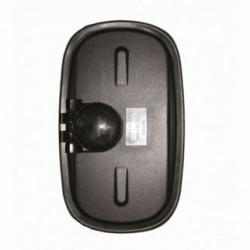Огледало широкоъгълно RH / LH с нагревател, IV 24V,R300,260x160mm -Scania R93,113,143-