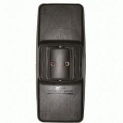 Огледало основно RH / LH с нагревател, II 24V,R1800,440x180mm -Mercedes-Benz SK('88-'90)-