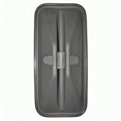 Огледало основно RH / LH с нагревател, II ,24V,R1800,438x205mm -Iveco EuroCargo>'93-