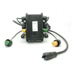 Кутия разклонителна за инсталация с кабели