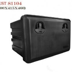 Кутия за инструменти JUST с 2 ключалки, max 45 kg, 74 lt, 600x415x460