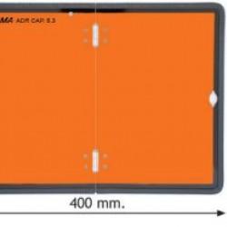 Табела ADR Сгъваема/Вертикална 300х400х0,8