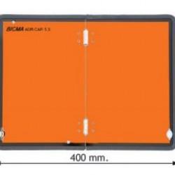 Табела ADR, сгъваема вертикална с долно закопчаване
