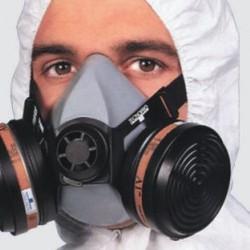 Маска защитна с два филтъра ABEK1-P3 -