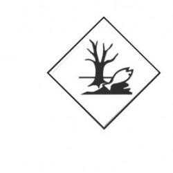Табела опасно за околната среда (Умряла риба)