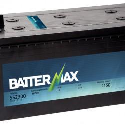 Акумулатор BATTERMAX 155 Ah / 900 A - L513xW223xH223