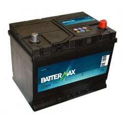 Акумулатор BATTERMAX 60 Ah / 540 A - L242xW175xH190