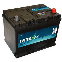 Акумулатор BATTERMAX 74 Ah /680 A - L278xW175xH190 -