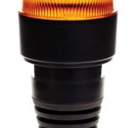 Маяк LED тип тръба /оранжев/ 10-30V