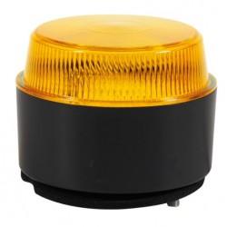 Маяк LED диоден, оранжев, нисък 10-30V