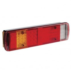 Стоп универсален диоден LH 7-секционен/осветител за номер -Volvo-