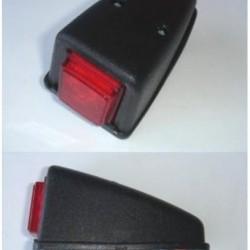 Габарит червен, LED, 12/24V