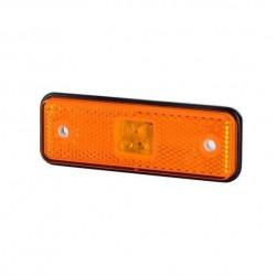 Габарит оранжев  LED 12-24V