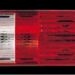 Стъкло стоп ремарке RH, с триъгълен светлоотразител серия 2110