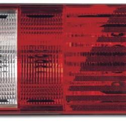 Стъкло стоп ремарке LH, с триъгълен светлоотразител серия 2110