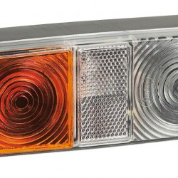 Стъкло стоп универсален 3 секционно за серия 4001