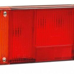 Стъкло стоп универсален за 3-секции стоп от  серия 4300