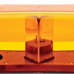 Стъкло маяк ксенонов оранжево за серия 465