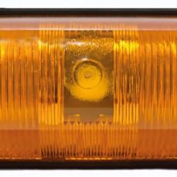Стъкло мигач универсален /оранжево/